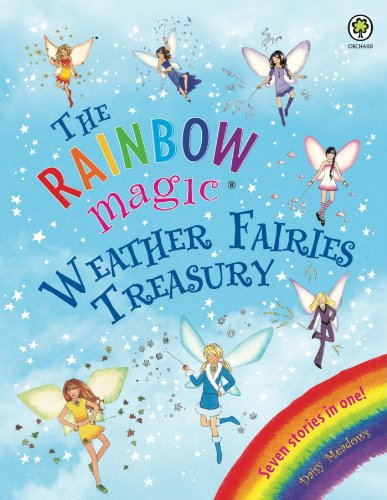 Rainbow magic weather fairies treasury
