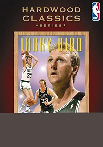 NBA Hardwood Classics Larry Bird: A Basketball Legend NBA