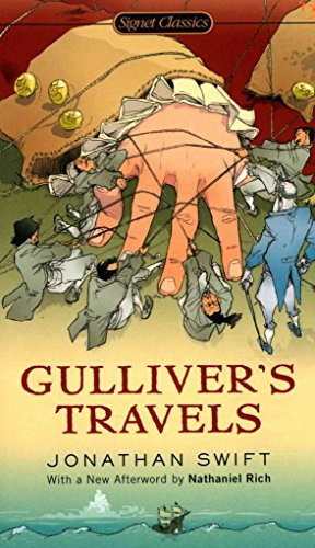 [Gulliver's Travels] By author Jonathan Swift