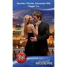 Secretary Mistress, Convenient Wife (Mills & Boon Modern)