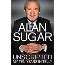 Unscripted: My Ten Years in Telly