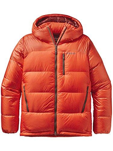 Patagonia Doudoune M's Fitz Roy Down Parka Cusco Orange