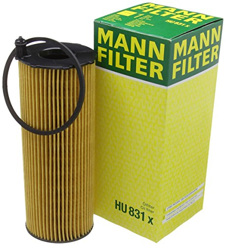 Preisvergleich Produktbild Mann Filter HU 831 X Oelfilter