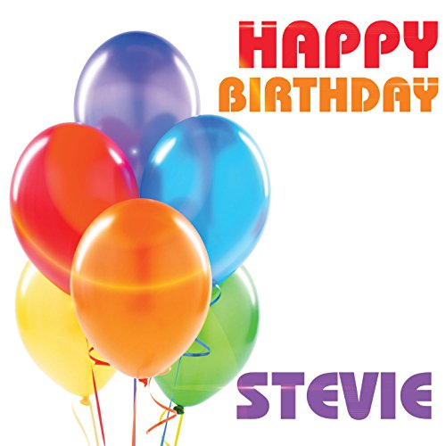 Happy Birthday Stevie (Single) (Happy Birthday Stevie)