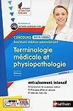 Terminologie médicale et physiopathologie - Intégrer la fonction publique - 2019/2020...