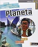 Planeta - Espagnol - Bac Pro de Mylène Ghariani,Sandrine Debras,Soledad San Miguel ( 30 avril 2014 )