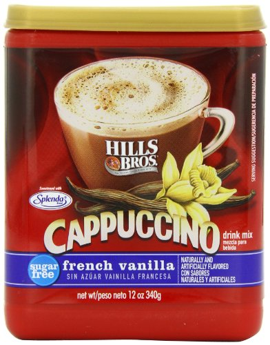 hills-bros-cappuccino-sugarfree-french-vanilla-cafe-style-drink-mix-340g-tub