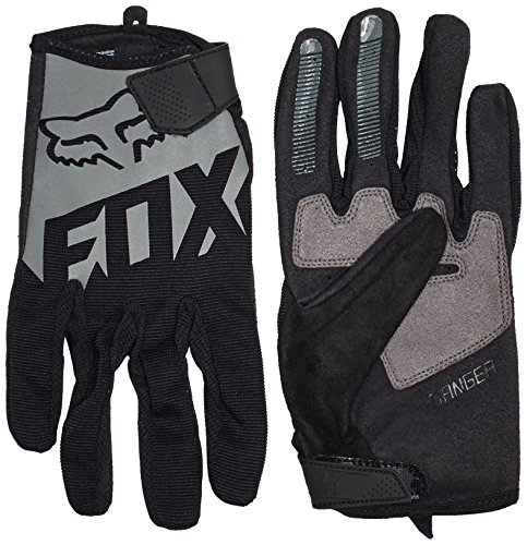 Fox Ranger - Guanti da uomo Nero Nero/Grigio M
