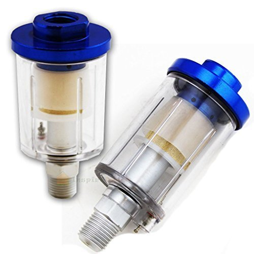 Air Öl Wasserabscheider Trap Filter Trenner 1/4NPT Kompressor Werkzeug Shop von Air Druck -