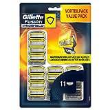 Gillette - Fusion ProShield - Lames de Rasoir pour Homme - 11 Recharges
