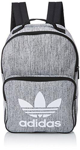 adidas Bp Class Casual Mochila, Unisex Adulto, Negro (Negro), NS