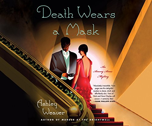 Death Wears a Mask (Amory and Milo Ames)