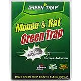 مصيدة فئران لاصقة بشكل لوحة غير سامة وذات تاثير فعال