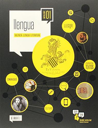 Llengua i Literatura 1º Bachillerato (valenciano) (Somoslink) - 9788426397287 por Joan Coba Femenia