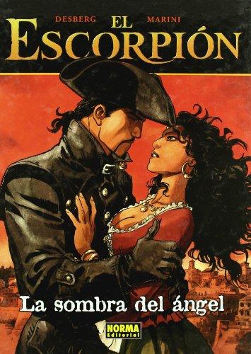 El escorpion 8 La sombra del angel/ Scorpion 8 Shadow's Angel Cover Image