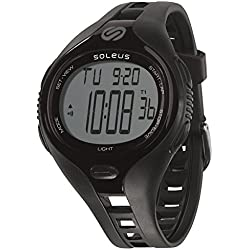 Soleus Dash Large Water Resistant Activity Tracker Watch