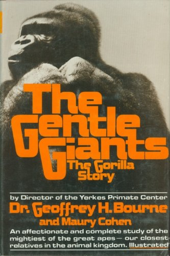 Title: The gentle giants The gorilla story