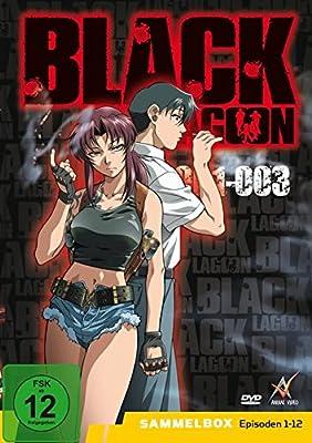 Black Lagoon - Staffel 1 [3 DVDs]