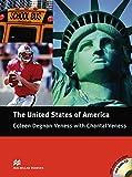 USA: The United States of America: Pre-Intermediate Level / Landeskundliche Lektüre mit Fotos und 2 Audio-CDs (Cultural Readers) - Coleen Degnan-Veness