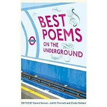 Best Poems on the Underground by Gerard Benson (2010-09-30)