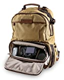 Vanguard Havana 48 Backpack Khaki - Camera Cases (Backpack case, Universal, Shoulder strap, Notebook compartment, Khaki)