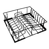 Vogue Wire Warewash rack 22piastra 120x 500x 500MM vassoio per cestello lavastoviglie