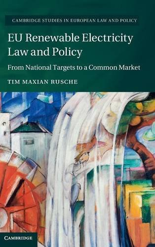 EU Renewable Electricity Law and Policy (Cambridge Studies in European Law and Policy)