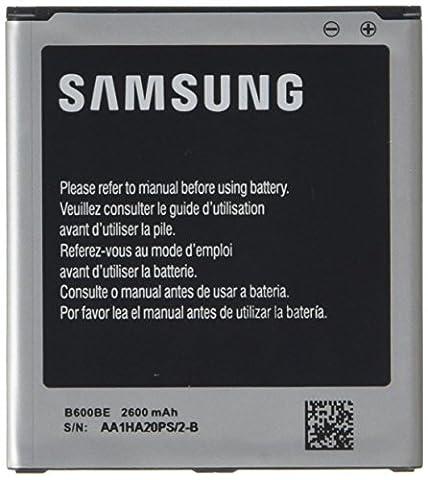 Original Samsung Akku Li-Ion für Samsung Galaxy S4(GT-i9500) (EB-B600BEBECWW)