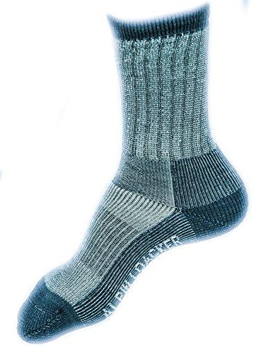 Merino Wander Socken von ALPIN LOACKER (L 42-45) (Wander-socken)