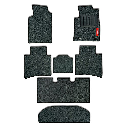 elegant jewel anthra carpet car mats for tata hexa (set of 7 pcs) Elegant Jewel Anthra Carpet Car Mats For Tata Hexa (Set of 7 Pcs) 51FJxRk PvL