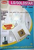 4Staubsaugerbeutel Waschhandschuhe