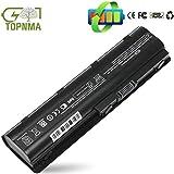 Topnma Nouveau Batterie pour Portable 593553-001 593554-001 MU06 MU09 - Batterie HP Presario CQ32, CQ42, CQ43, CQ56, CQ62, CQ72, COMPAQ 435, 436 Notebook PC, Li-ION 6 cellules 47Wh 10.8V