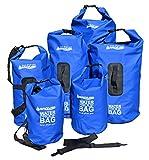 Navyline Dry Bag wasserdichter Rollbeutel 10 bis 60 Liter, Größe:50 Liter