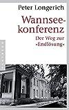 """Wannseekonferenz: Der Weg zur """"Endlösung"""" - Peter Longerich"""