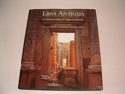 Libia antigua (ciudades perdidas del imperio romano)