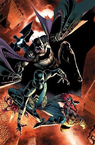 Batman Rebirth 08 La Ligue des Ombres est à Gotha...