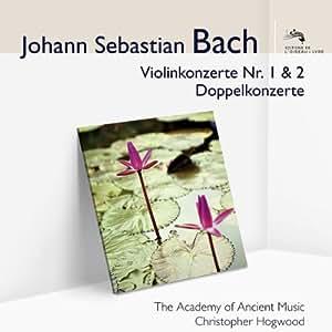 Bach: Violinkonzerte BWV 1041-1043/1060 (Audior)