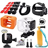 Deyard S-06 GoPro Hero 5 Session Hero Session Cámara 27in1 Accesorios Bundle 9ad23f2c54807