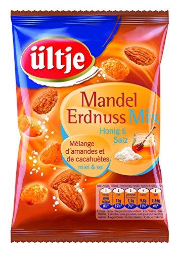 ültje Mandel Erdnuss Mix, Honig & Salz, 6er Pack (6 x 200 g) (Salz Und Honig)