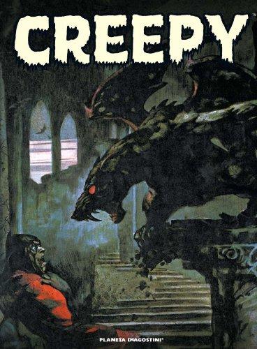 Creepy nº 02 (Independientes USA) por AA. VV.