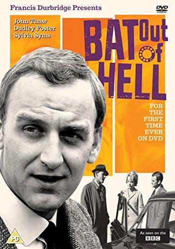 Francis Durbridge Presents - Bat Out Of Hell [Multi-Region DVD] [Edizione: Regno Unito]