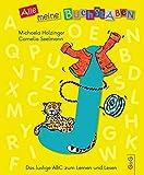Alle meine Buchstaben - J: Das lustige ABC zum Lernen und Lesen (Alle meine Buchstaben / Das Alphabet in 24 attraktive Bände verpackt: So bekommt ... für Vorschulkinder und Schulanfänger)