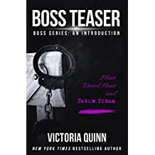 Boss Teaser: A short introduction to Diesel Hunt and Tatum Titan
