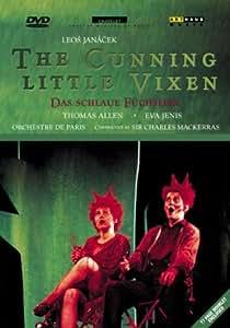 The Cunning Little Vixen [DVD] [2002]