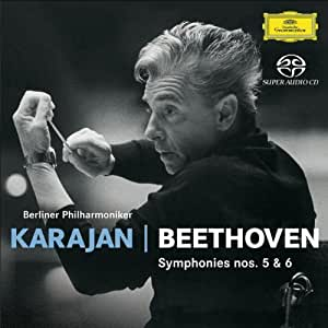Beethoven:Symphony No.5&6 [Import allemand]