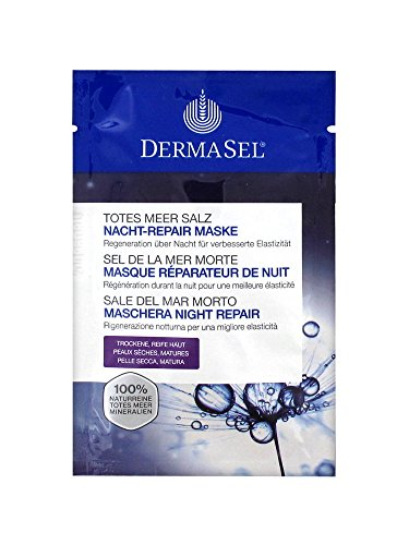 DERMASEL Masque Réparateur de Nuit - 12ml