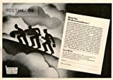 1951 Anzeige / Inserat : BURNUS WASCHMITTEL - Format 100x140 mm - alte Werbung / Originalwerbung/ Printwerbung / Anzeigenwerbung