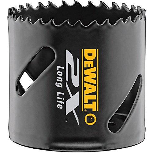 DeWALT Original Extreme 2X Bi-Metall Lochsäge, 68 mm, DT8168L-QZ