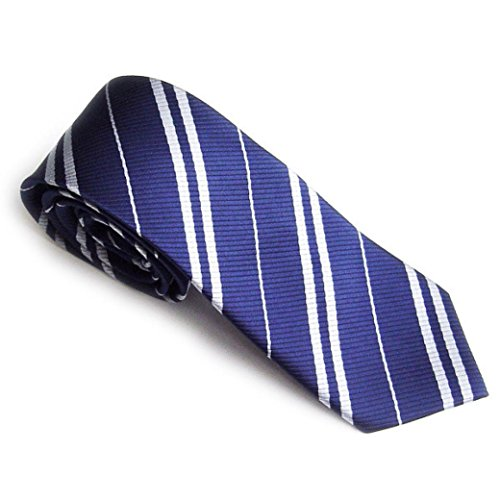 Coolster Herren Floral Print Skinny Krawatte Krawatte Baumwoll Business Suit Business Casual Hochzeit Krawatten(Blau) (Floral Shirt Print Western)