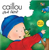 Que Falta? (What's Missing?) (Caillou)